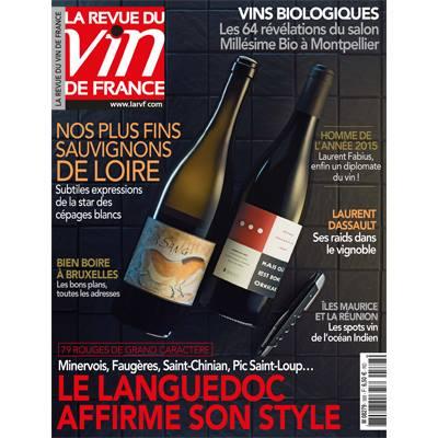 Les Grands Rouges du Languedoc par La RVF