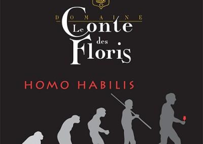 Homo Habilis 2012 Languedoc Pezenas Rouge