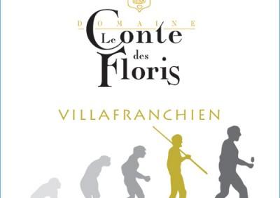 Villafranchien 2014 Languedoc Pezenas Rouge