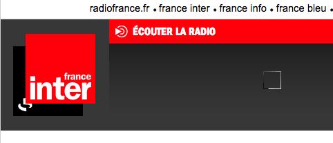Lune Blanche, carignan blanc de Pézenas, sur France Inter dans l'émission on va déguster