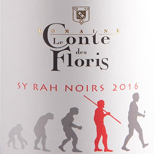 Six rats noirs 2017 Languedoc Pezenas